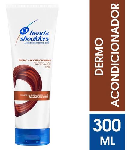 Acondicionador Head & Shoulders Proteccion Caida 300ml Dermo