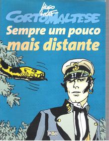 Corto Maltese Sempre Um Pouco Mais Distante Hugo Pratt