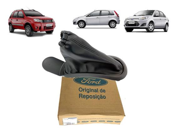 Coifa Alavanca Freio Mao Ecosport 2003-2012 Original *