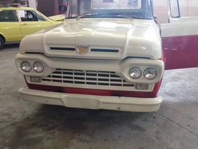 Ford F100 1963 V8 302