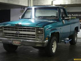 Chevrolet C-10 / Big 10 Pick-up - Sincronico