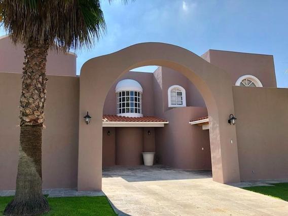 Casa Con Espectacular Vista Al Campo De Golf En Renta, El Campanario Querétaro