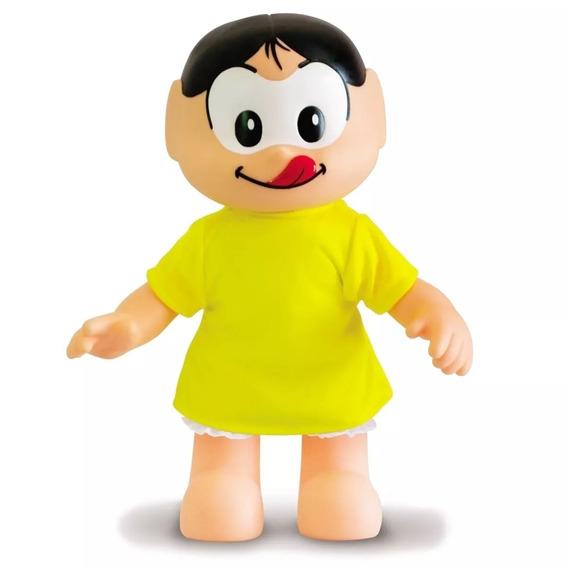 Boneco Turma Da Monica Cebolinha Magali Cascão Original