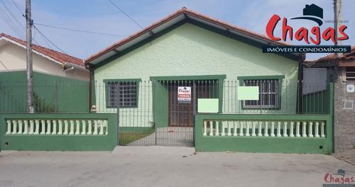 Imagem 1 de 13 de Casa Residencial Ou Comercial No Centro De Caraguatatuba - 494
