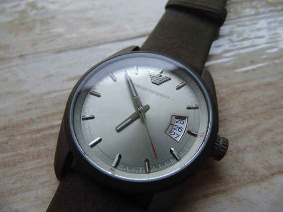 Relógio Armani Ar6079 Masculino - Empório Armani