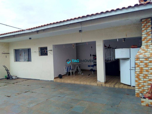 Imagem 1 de 12 de Casa Com 3 Dormitórios À Venda, 150 M² Por R$ 480.000,00 - Parque Via Norte - Campinas/sp - Ca0992