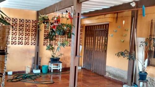 Casa Em Vera Cruz, Mongaguá/sp De 93m² 2 Quartos À Venda Por R$ 295.000,00 - Ca752785