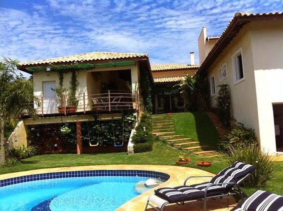 Casa Com 3 Dormitórios À Venda, 360 M² Por R$ 890.000 - Condomínio Fazenda Kurumin - Itu/sp - Ca1654