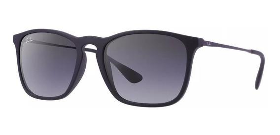 Óculos Ray Ban Chris 4187 Original C/ Garantia Feminino
