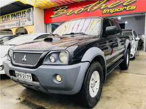 Mitsubishi L200 2.5 Sport Hpe 4x4 Cd 8v Turbo Intercooler Di