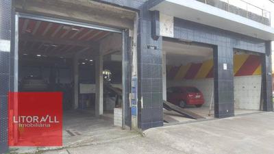 Galpão Comercial, 360 M² Por R$ 700.000 - Balneário Iemanja - Itanhaém/sp - Ga0010