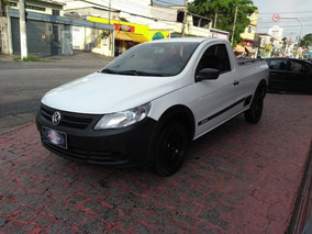 Volkswagen Saveiro 1.6 Cab. Flex 2012 Zero De Entrada