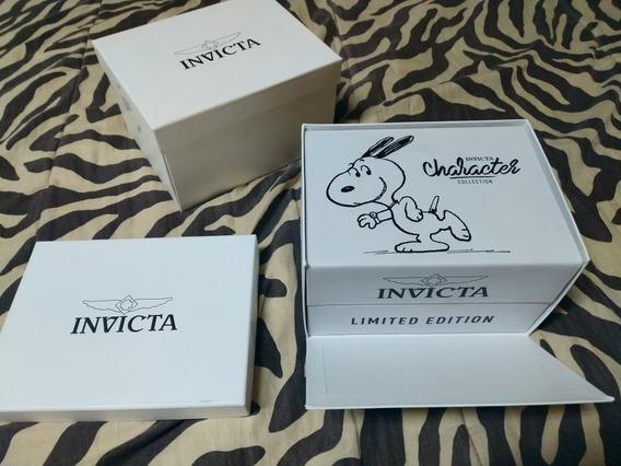 Invicta Character Collection Automatico Nuevo