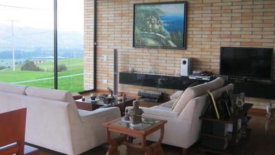 Casa Campestre En Renta, Bogota D.c. 9051-0