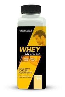 Whey On The Go 30g Dose Consumo Instantâneo - Probiótica