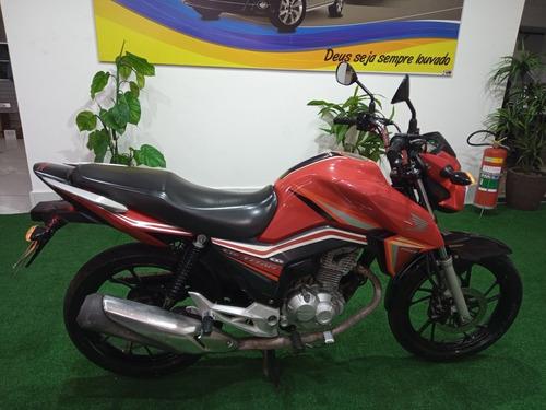 Imagem 1 de 10 de Honda Cg 160 Titan Ex