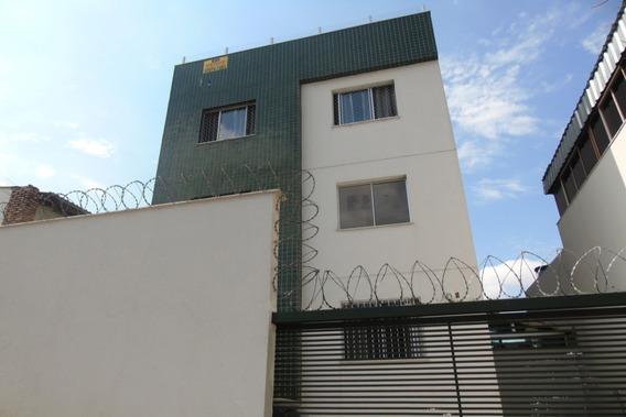 Apartamento Com 3 Quartos Para Comprar No Novo Boa Vista Em Contagem/mg - 1004