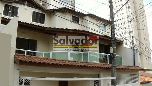 Sobrado Na Vila Monte Alegre/são Judas  -  São Paulo - 8759