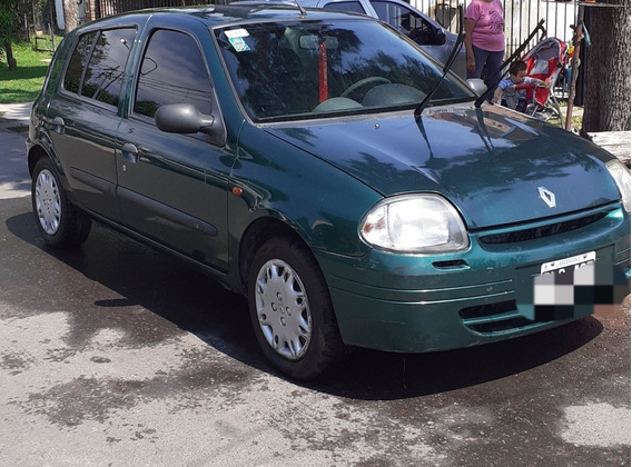 Renault Clio 1.6 Rn 2000