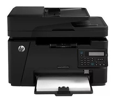 Impressora Laserjet Hp M127fn M127 220v