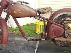 Documento Moto Antiga Jawa 1948 Placa Cinza ,bobber ,custom