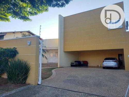 Imagem 1 de 30 de Casa Com 4 Dormitórios À Venda, 370 M² Por R$ 1.300.000,00 - Residencial Recanto Dos Canjaranas - Vinhedo/sp - Ca4109
