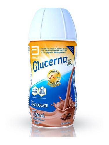 Suplemento Alimentar Glucerna Sr Chocolate 200ml