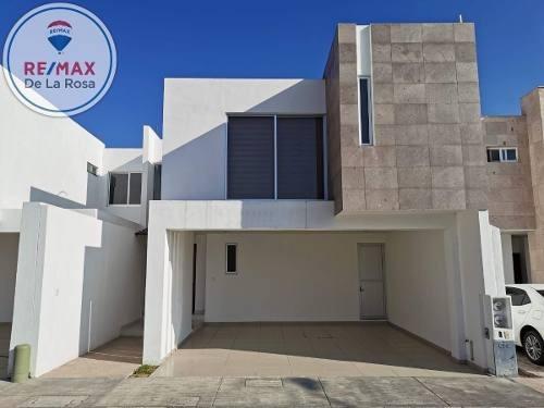 Casa Nueva En Renta Fraccionamiento Privado Villas De Zambrano