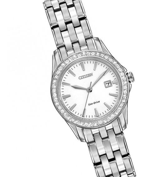 Reloj Dama Citizen Ew1901-58a Linea Ecodrive Regalo Mamá