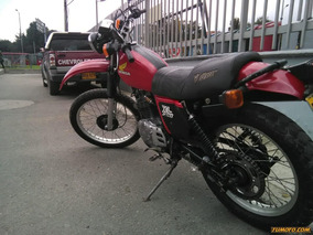 Honda Enduro Xl 250