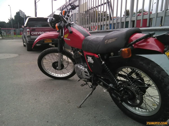 Honda Enduro Xl 250