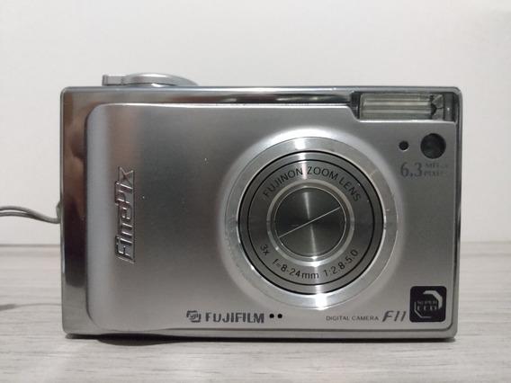Câmera Digital Fuji Finepix F11