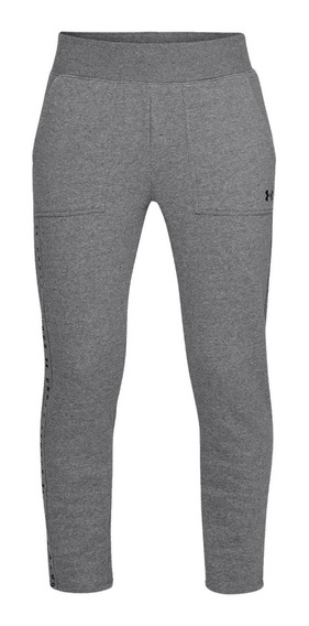 Pantalon Under Armour Rival Fleece De Mujer