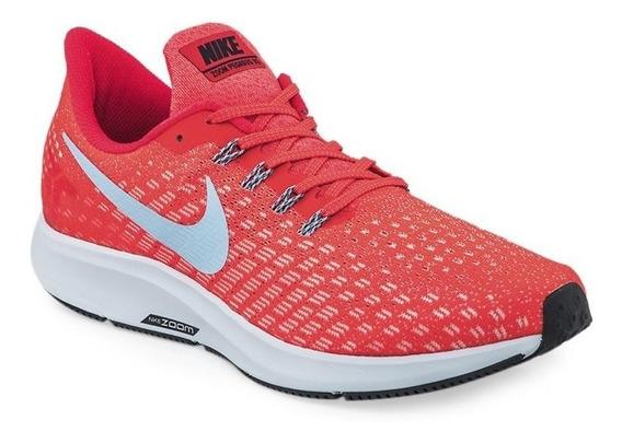 Nike Pegasus 35 Turbo Hombre - Zapatillas Naranja en Mercado ...