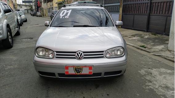 Volkswagen Golf 1.6 Mi Completo 2001 Gasolina