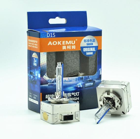 Xênon 6500k D1s Mini Cooper Classic - Aokemu (par)
