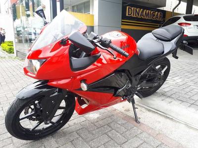 Kawasaki Ninja 250r Com Apenas 34.000 Km!