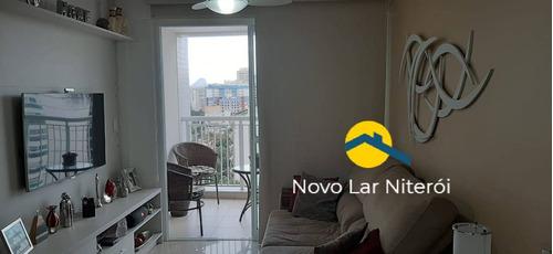 Imagem 1 de 15 de Excelente Apartamento Área Nobre 2 Suítes 1 Vaga Lazer Completo ... - 196