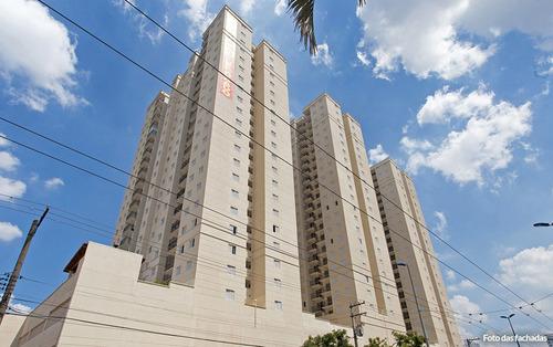 Imagem 1 de 29 de Apartamento Residencial Para Venda, Centro, Diadema - Ap6789. - Ap6789-inc