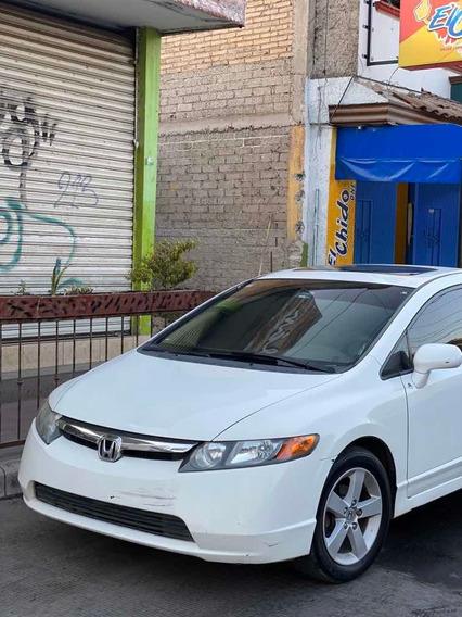Honda Civic Versión De Lujo Elec