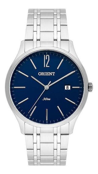 Relogio Orient Quartz Mbss1310 D2sx