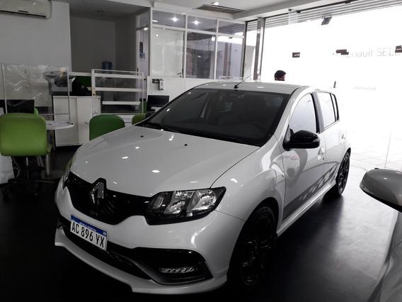 Renault Sandero 2.0 Rs 2018 Pocos Kilometros (ap)