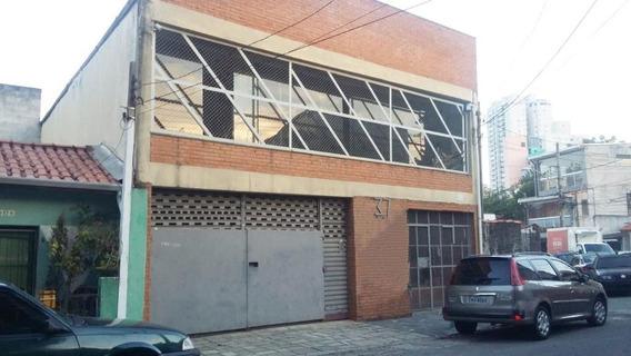 Galpão Em Bosque Da Saúde, São Paulo/sp De 400m² Para Locação R$ 8.000,00/mes - Ga509285
