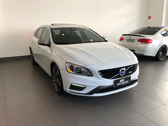 Volvo V60 2.0 T5 R Design Dynamic 16v Turbo Gasolina 4p
