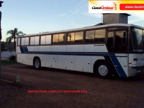 (www.classionibus.com.br) Motor Home 1990 Montagem 2016