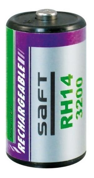 Pilha Bateria Saft Rh14 3200 1,2v 3200mah Ni-mh Tamanho C