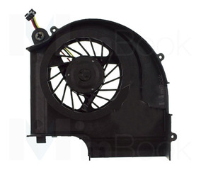 Cooler Fan Hp Dv5-2000 (amd) 606889-001 Ksb05105ha(-9l04)