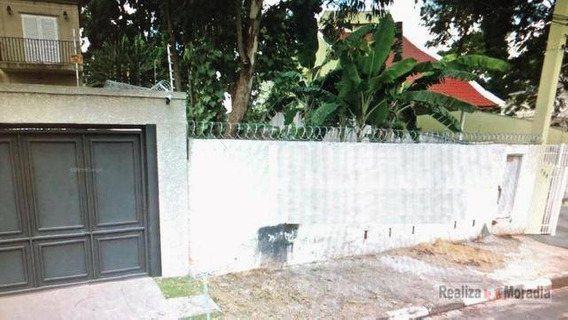 Terreno De 600 M² - Parque Dos Princípes - Te0274
