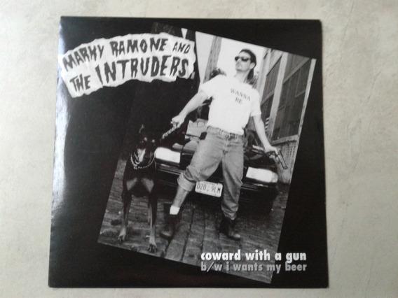 Marky Ramone & The Intruders Coward With A Gun 7 Ramones