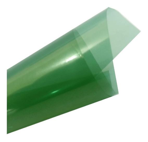 Pelicula Insufilm G50 1,52m X 8m Verde Natural 50% Vn50